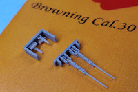 Gas Patch Models Browning Cal. 30 Flexible