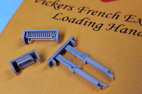 Gas Patch Models Vickers French Extended Loading Handle
