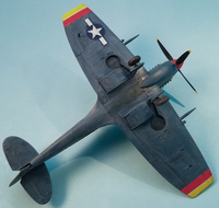 Hasegawa Spitfire Mk.VIII 4