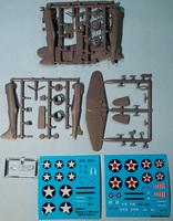 Brengun 1/144 SBD-3 Dauntlesses 1