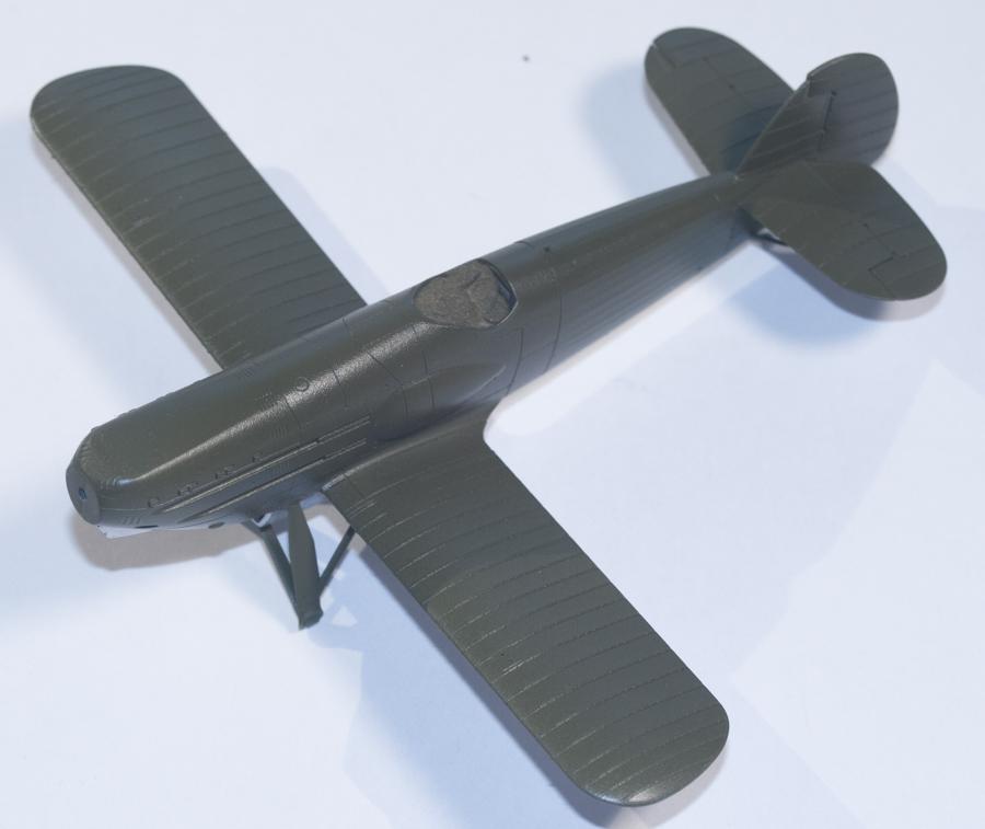 Eduard 1/72 Avia B-534 III. serie Weekend Edition 07