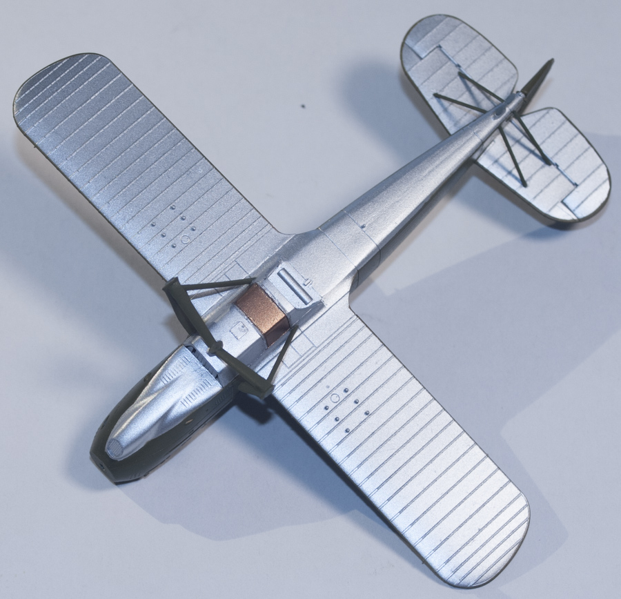 Eduard 1/72 Avia B-534 III. serie Weekend Edition 08