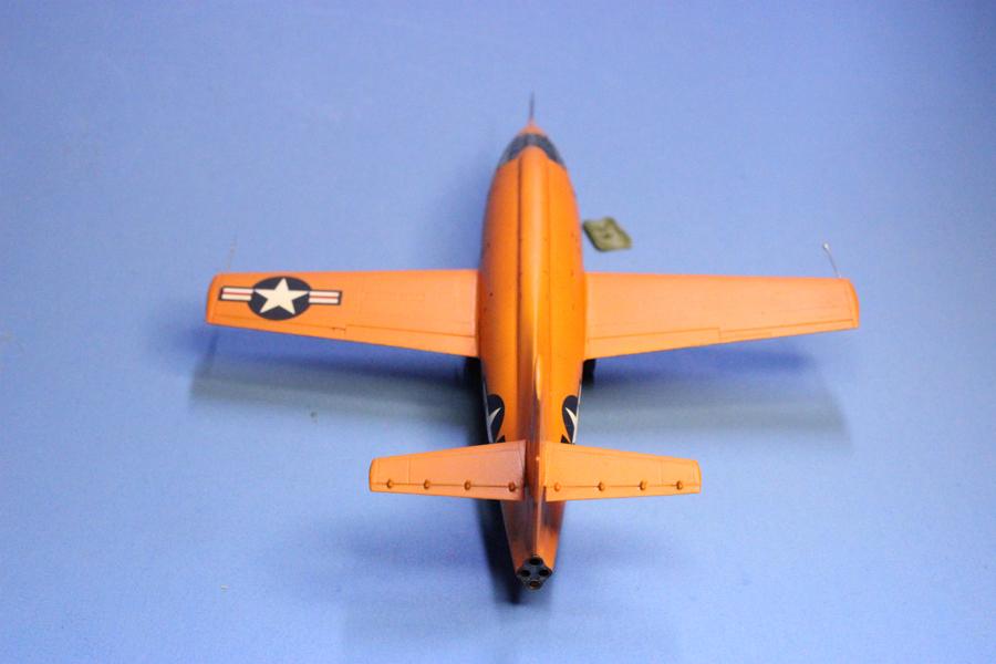 "Eduard 1/48 X-1 ""Mach Buster"" Profipack 6"