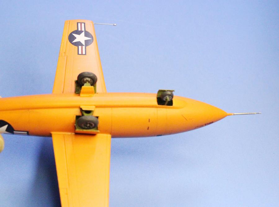 "Eduard 1/48 X-1 ""Mach Buster"" Profipack 7"