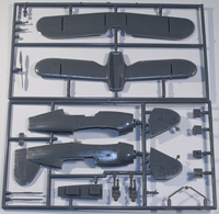 "Hasegawa 1/72 SOC-3 Seagull ""Battleship Observation Squadron"" 1"