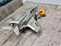 """Miniwing 1/144 Grumman F9F-8T """"Cougar"""" 04"""