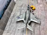 """Miniwing 1/144 Grumman F9F-8T """"Cougar"""" 05"""