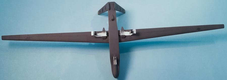 Miniwing 1/144 Northrop Grumman RQ-4 Global Hawk / USAF 10