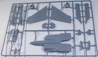 Platz 1/72 Su-27SM Flanker B 1