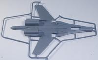 Platz 1/72 Su-27SM Flanker B 2