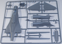 Platz 1/72 Su-27SM Flanker B 4